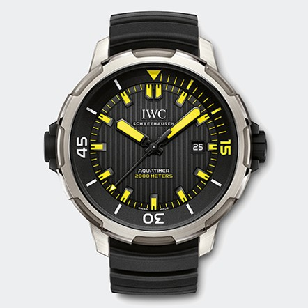 IW358001 Watch Front