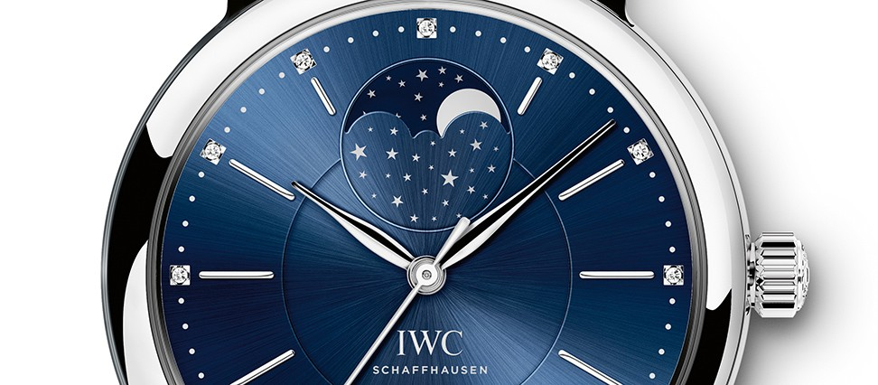 "IWC Portofino Automatic Moon Phase 37 Edition ""Laureus Sport for Good Foundation"""