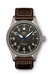 IWC Pilot's Watch Mark XVIII