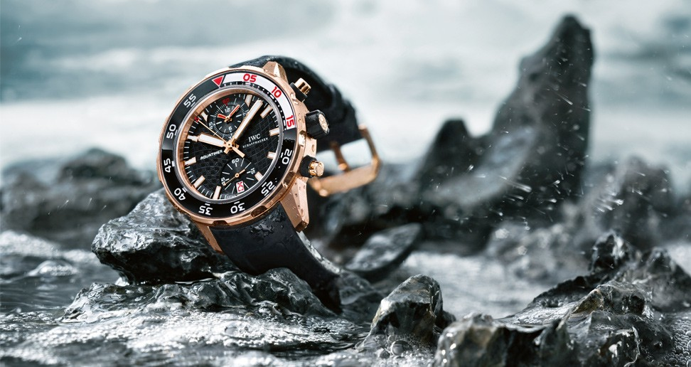 Experience - Aquatimer Red Gold IW3769