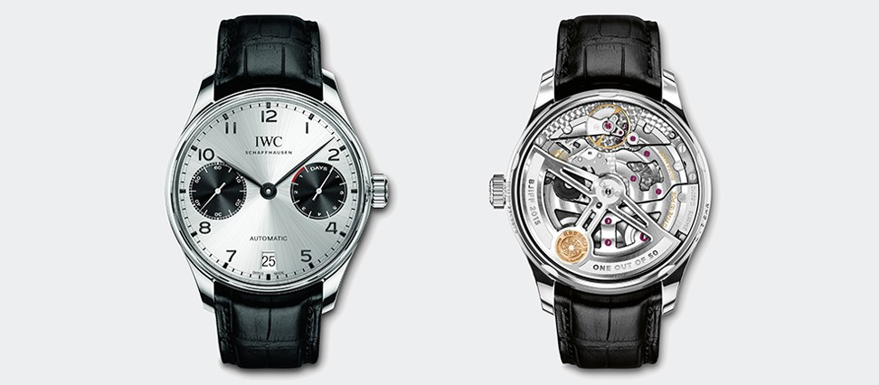 "IWC Portugieser Automatic Edition ""Beijing International Film Festival 2015"""