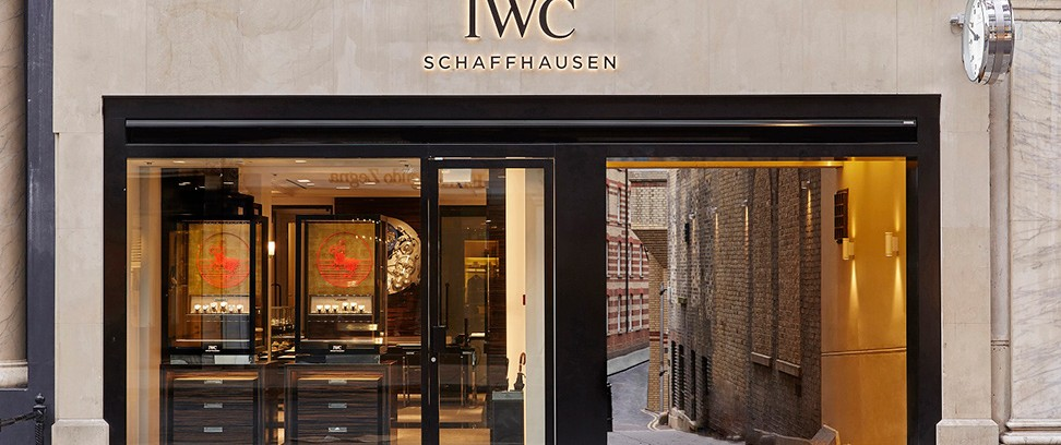 IWC London Boutique