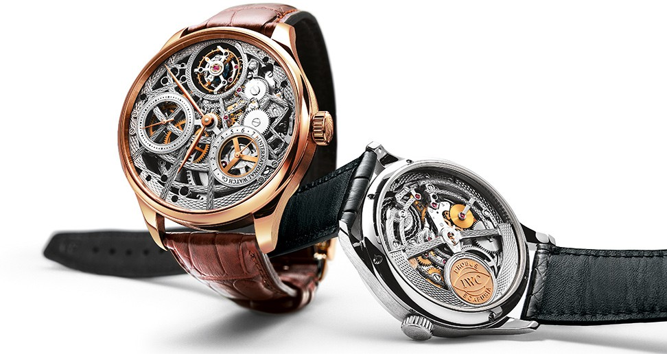 IWC Portugieser Tourbillon Skeleton