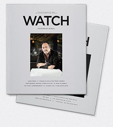 Watch International Cover Image