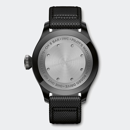 IW502003 Watch Back