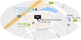 IWC Boutique Mall Of The Emirates