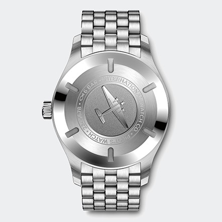 IW327011 Watch Back