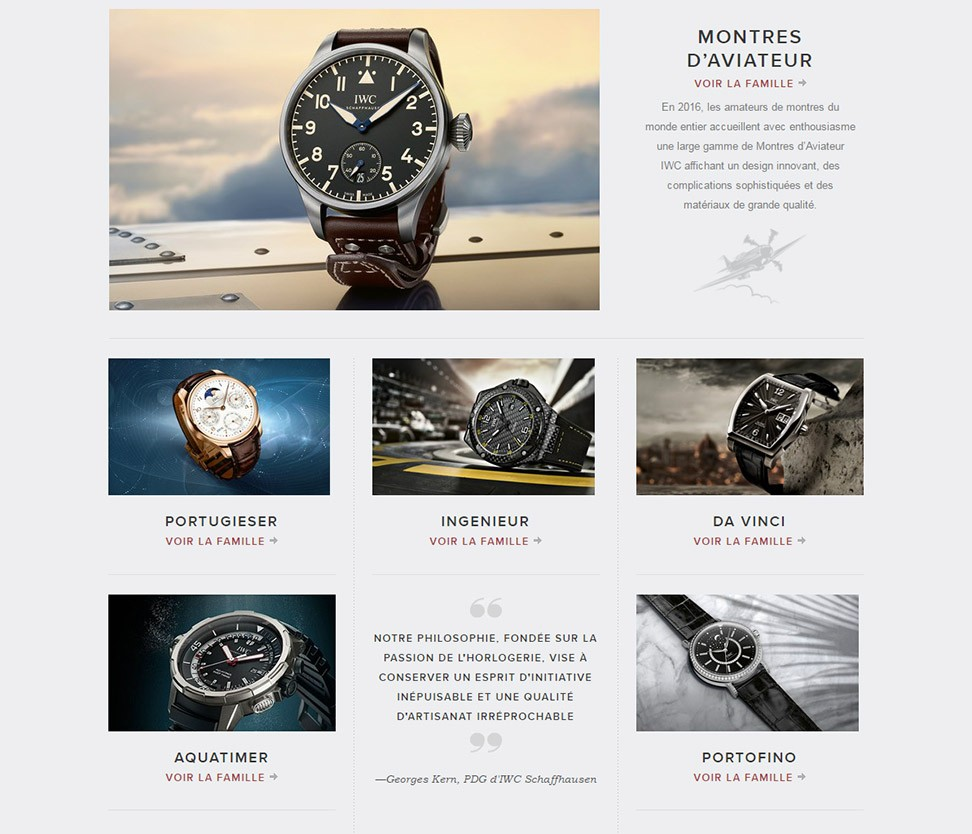 IWC Collection