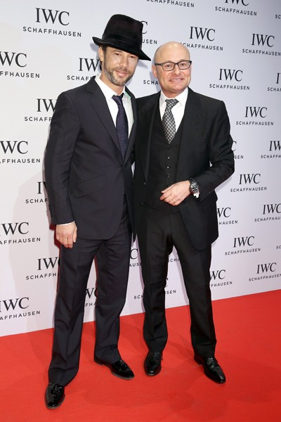 Jay Kay and Georges Kern