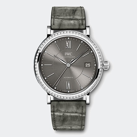 IW458104 Watch Front