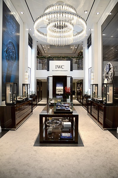 IWC Rodeo Drive Flagship Boutique Opening