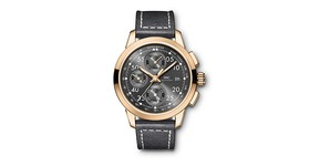 IWC Ingenieur Chronograph Tribute To Nico Rosberg IW380805