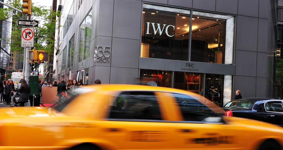 IWC Flagship Boutique