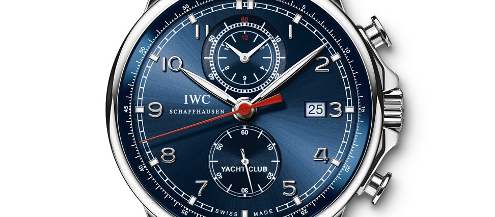 Portuguese Yacht Club Chronograph Edition «Laureus Sport For Good Foundation»
