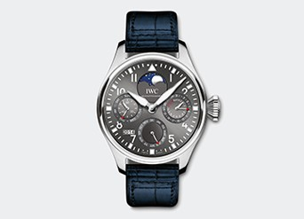 IWC Big Pilot Perpetual Calendar London Edition