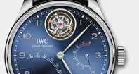 IWC Portugieser Tourbillon Mystère Rétrograde Laureus Charity Night 2015 Unique Piece