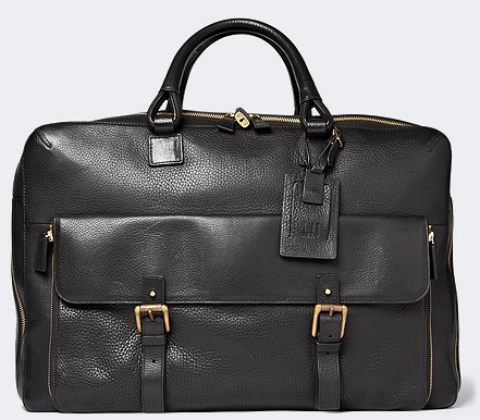 Experience - Portofino Look - Leather Travel Bag