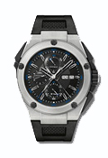 Ingenieur Double Chronograph Titanio